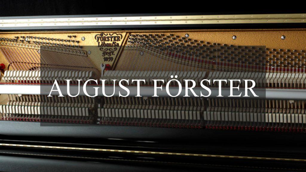 August Förster